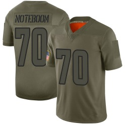 Nike Joseph Noteboom Los Angeles Rams Youth Limited Camo 2019 Salute to Service Jersey